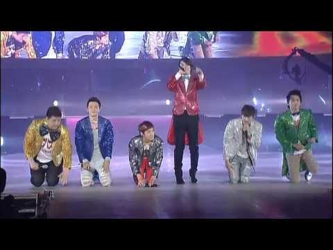 SUPER SHOW 3 DVD | 20. Tok Tok Tok 똑똑똑 LIVE (SUPER JUNIOR) 111226
