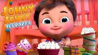 Johny Johny yes papa , Baby Shark , Five Little Ducks , Twinkle Twinkle Little Star , ABC Songs [HD]