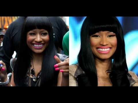 Proof Nicki Minaj Has Not Had Any Plastic Surgery 2010