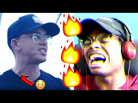 STOP CALLING HIM CORNY! | Logic - YSIV Freestyle | Reaction