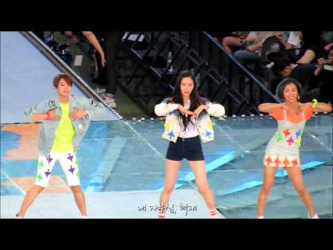 140815 SMTOWN LIVE 2014 IN SEOUL - 제트별 (Jet)