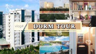 [DORM TOUR] KÝ TÚC XÁ ĐH TÔN ĐỨC THẮNG 🏢📚 | TDTU DORM TOUR 💖