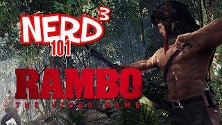 Nerd³ 101 -  Rambo Simulator 2014