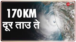 Breaking News: मुंबई से 170KM दूर है ताउ ते - जानिए Cyclone Tauktae पर 10 बड़े अपडेट   Latest Update