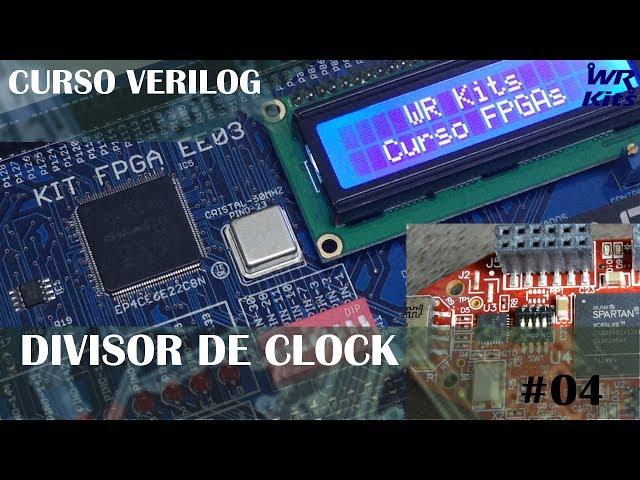 DIVISOR DE CLOCK | Curso de Verilog #04