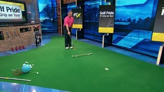 The Golf Fix: Read Greens with Your Feet | Golf Channel