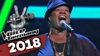 Aretha Franklin - Respect (Monica Lewis-Schmidt) | The Voice of Germany | Blind Audition