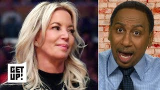 Is Jeanie Buss getting the right advice about coaching search, LeBron? | Get Up!