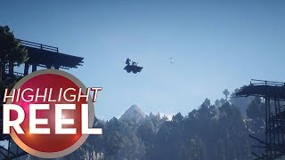 Highlight Reel #487 - Red Dead Player Discovers Flight