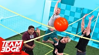 Four Square Volleyball Challenge!!