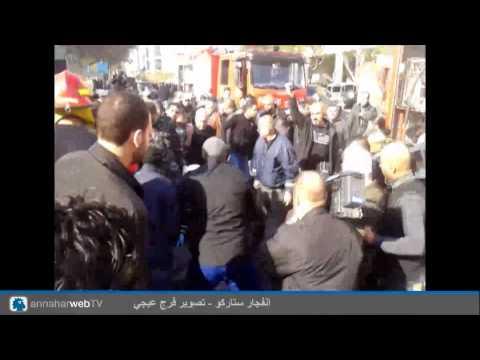 اغتيال الوزير السابق محمد شطح في ستاركو