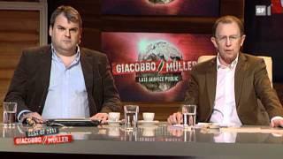 Giacobbo/Müller vom 25.09.2011