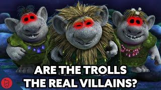 Frozen Theory: The Trolls Are The Real Villains
