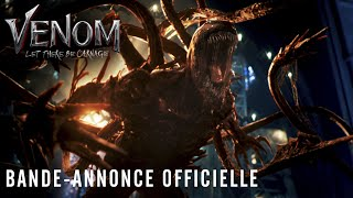Venom : let there be carnage :  bande-annonce VF
