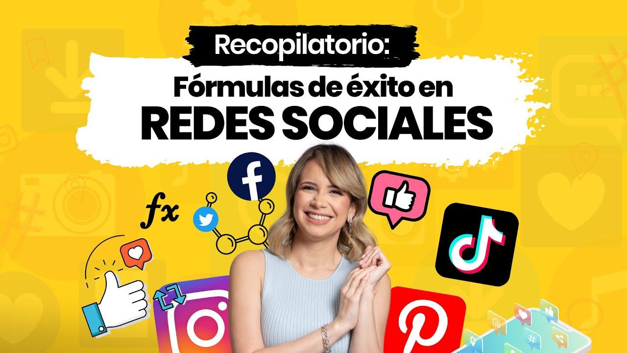 A un solo clic de fórmulas y consejos para redes sociales - Vilma Núñez