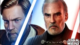 Why Obi-Wan TERRIFIED Dooku In Their Final Duel - Star Wars Explained