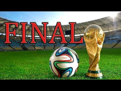 Germany vs Argentina WORLD CUP FINAL 2014