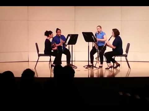 The Hen  CSUS Clarinet Quartet