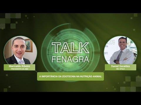 TALK FENAGRA - Entrevista com Marinaldo Divino Ribeiro - Zootecnista