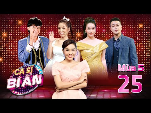 Ca Sĩ Bí Ẩn Mùa 5  Tập 25:Nhật Kim Anh xúc động vì bài hát của Cố NS Chí Tài, Puka khiến TiTi bế tắc