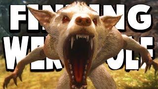Finding WereWolf - HUNTING DOWN WEREWOLF LIKE BIGFOOT! - The Hunter Gameplay