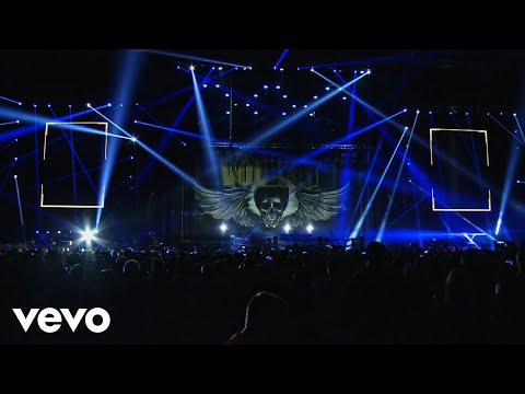 The Devil's Bleeding Crown (Live from Telia Parken)