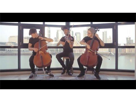 Cheap Thrills - Sia Violin and Cello Cover Ember Trio