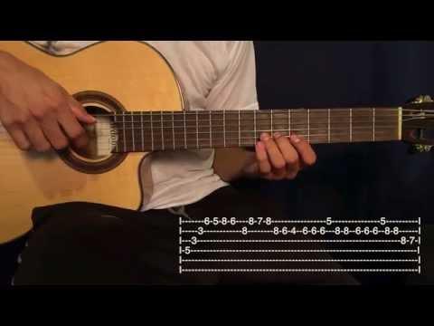 Propiedad Privada - Vals Peruano Tutorial Guitarra