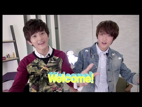 SMROOKIES_[RookieStation] Episode 1. Rookies.com introduction Mark & Donghyuck