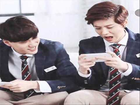 EXO Cute & Funny Moment part 7