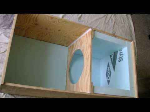 iso cab guitar isolation cabinet youtube. Black Bedroom Furniture Sets. Home Design Ideas