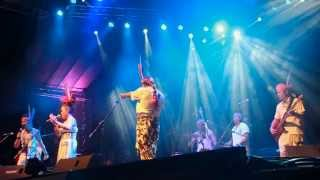 Nading Rhapsody - Umbas - Live in RWMF 2014