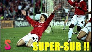 7 Super-Sub Terbaik Dalam Sejarah Sepakbola