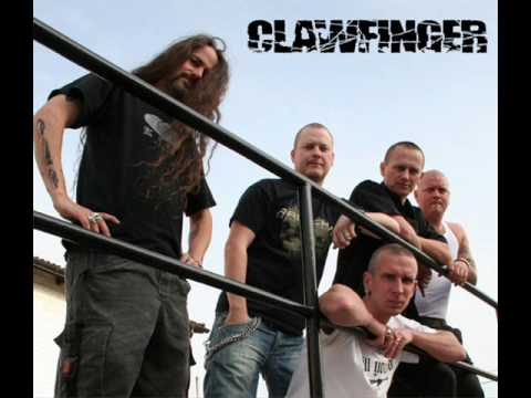 Clawfinger - without a case.