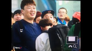 BTS (방탄소년단) making their staffs, PD laugh so hard