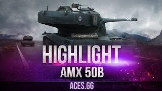 AMX 50B на страже Эленберга