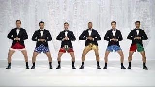 Show Your Joe Kmart Christmas Commercial Boxer Jingle