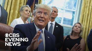Trump issues stark warning to Iran