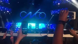 My boys of CNCO-se vuelve loca (Latino Mix concert) Dallas