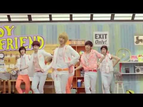 BOYFRIEND - Boyfriend [kpop band]