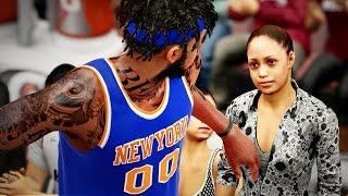 NBA 2k16 My Career Gameplay Ep. 30 - OMG Bridges Grabs Girl's Breasts! Dominating The Paint