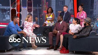 50 Cent Gets Paid, Omari Hardwick Talks Beyonce