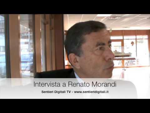 Intervista sulle Autostrade del Mare Renato MORANDI