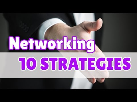CO 0:15 / 12:50 10 Simple Ways To Improve Your Networking Skills - How To Network With People Even If You're Shy!