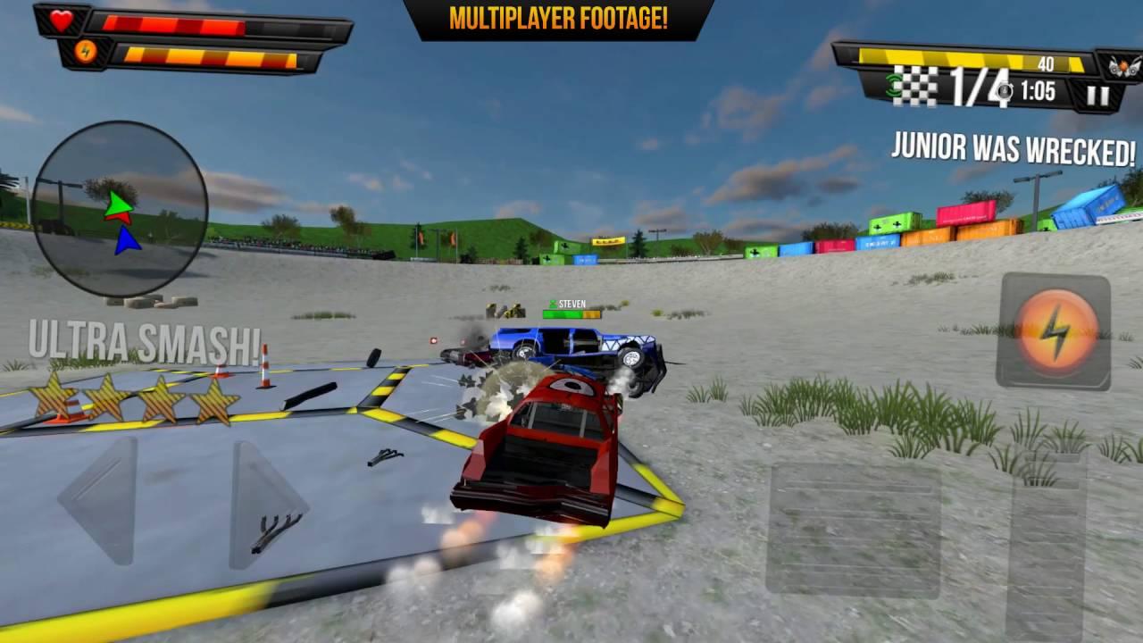 Play Demolition Derby Multiplayer on PC 1