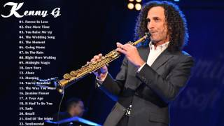 Kenny G Greatest Hits | The Best Of Kenny G | Best Instrument Music