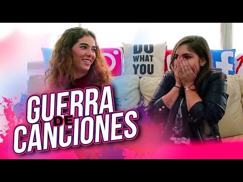 GUERRA DE CANCIONES FT DANIE IBAÑEZ - NATH CAMPOS