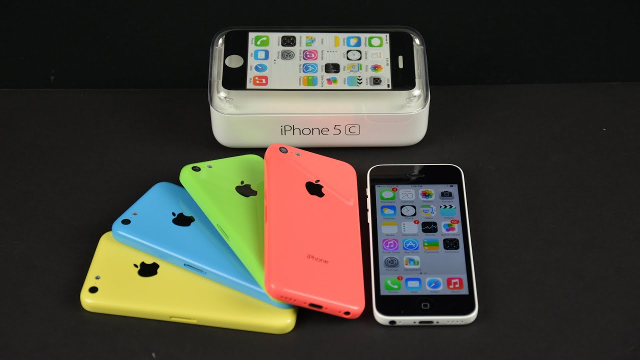 Apple iPhone 5c: Unboxing, Demo, & Benchmarks - YouTube
