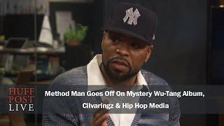 Method Man Goes Off On Mystery Wu-Tang Album, Cilvaringz & Hip Hop Media