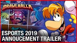 Year Four Brawlhalla tournaments announced